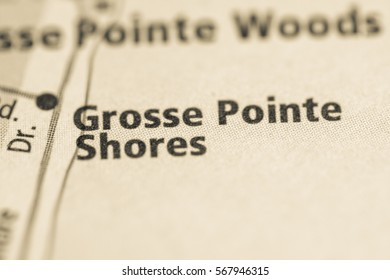 Grosse Pointe Shores. Michigan. USA