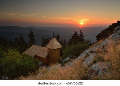 Grosser Arber, Sumava mountains, Czech-German border, 14 August 2015 - Shutterstock ID 659766622