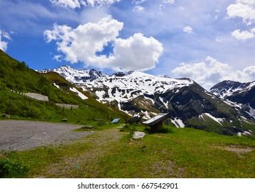 Grossglockner Hochalpenstraße - Alpenstrasse in Austria