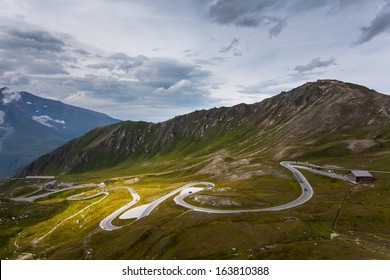 Grossglockner High Alpine Road - beautiful scenic route.