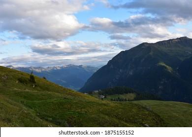 Grossglockner Massif and High Tauern, along Grossglockner Strasse, High Alpine Road, Austria - Shutterstock ID 1875155152