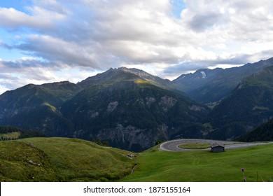 Grossglockner Massif and High Tauern, along Grossglockner Strasse, High Alpine Road, Austria - Shutterstock ID 1875155164