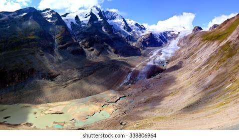 Grossglockner Mountain Summer Panorama