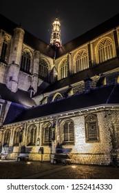 Grote Kerk Alkmaar - The Netherlands