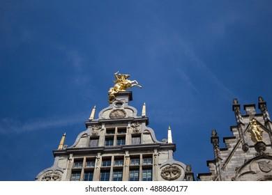 Grote Markt, Belgium, Anversa