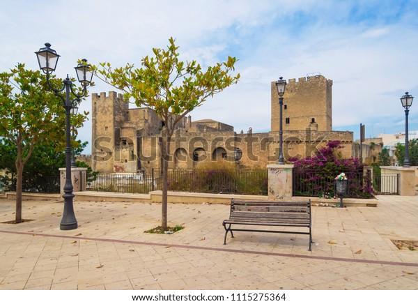 Grottaglie Italy City Province Taranto Apulia Stock Photo ...
