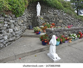 Grotto in Blackrock, Dundalk, County Louth.