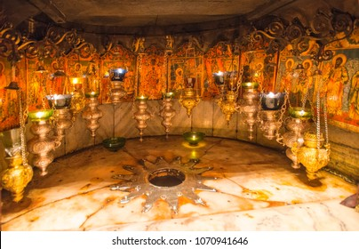 Grotto of the Nativity of Jesus