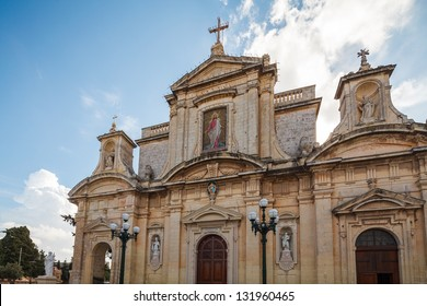 Grotto and Parish Church of St.Paul, Rabat, Malta