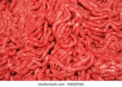 ground beef background