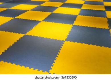 Ground futsal. futsal plastic court flooring tiles texture floor