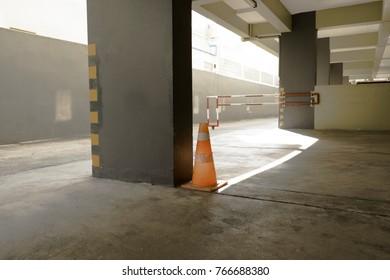 ground indoor car parking
