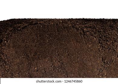 ground isolated on white background
