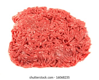 Ground meat for meatloaf or hamburgers