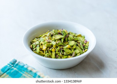 Ground, Milled, Crushed or Granulated Pistachio Powder / Powdered  Pistachio