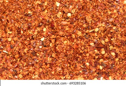 Ground paprika pepper