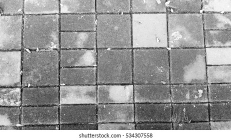 Ground Stone Background and Texture