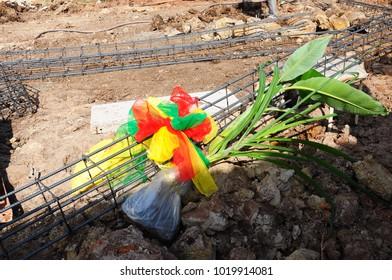 Groundbreaking ceremony (Thai Traditional)