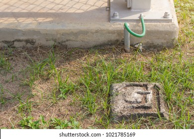 Grounding system or Earthing system for gas station