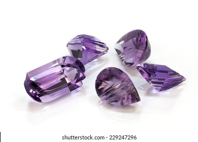 Group of Amethyst