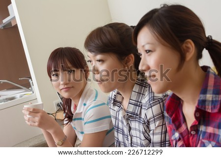 Asian girl chat rooms