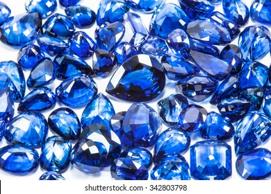 group of the blue sapphires