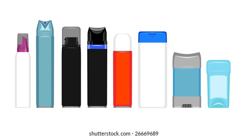 Parts Dry Cell Battery Vector Diagram Stock Vector Royalty Free
