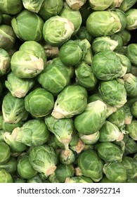 Group of brussel Sprouts