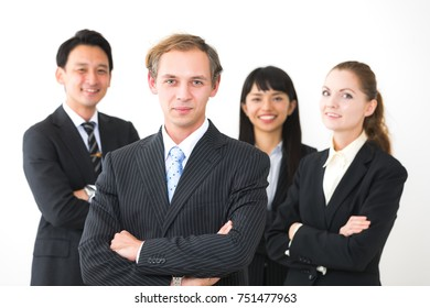 Group of businessperson.