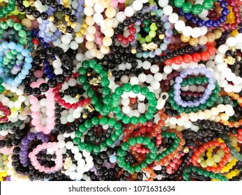 Group of colorful bracelet for sale