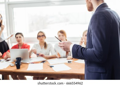 Group of Diverse Busy Business People Concept