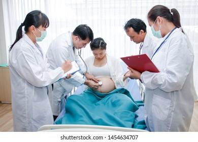 Obstetric Nurse Images, Stock Photos & Vectors | Shutterstock