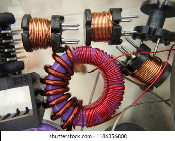 Group of electric coils