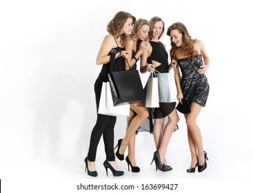 Four Girls Images, Stock Photos & Vectors | Shutterstock