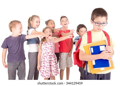 Bullying Kids Images, Stock Photos & Vectors | Shutterstock