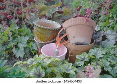 Shutterstock & Tin Flower Pot Images Stock Photos \u0026 Vectors   Shutterstock