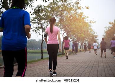 Fitness Walking Images, Stock Photos & Vectors | Shutterstock