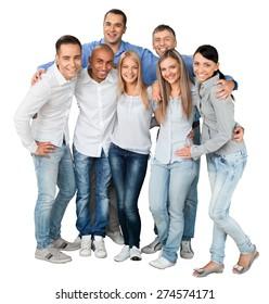 Group Of People, People, Friendship.