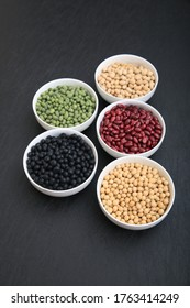 Group photo of various beans