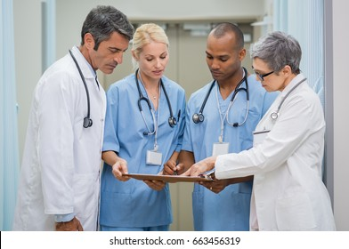 Doctors Group Images, Stock Photos & Vectors | Shutterstock