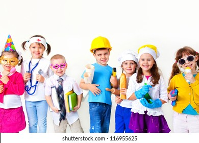 f8f17076d Kids Costume Group Images, Stock Photos & Vectors | Shutterstock