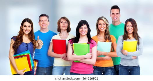 Group of student.