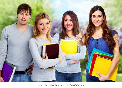 Group of students.