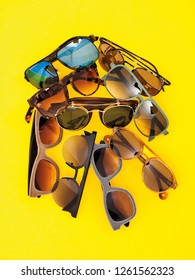 group of sunglasses