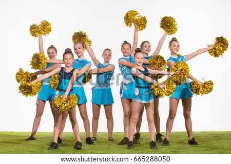That would Teen cheer girl group pics
