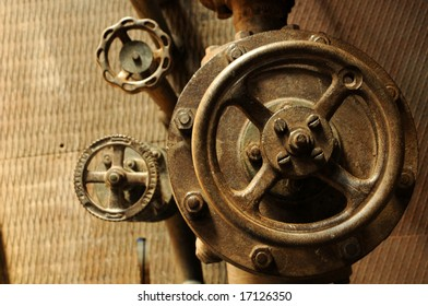 group of valves