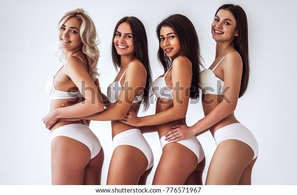 White women are sexy