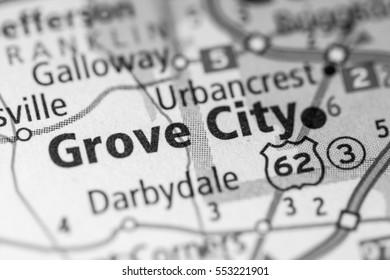 Grove City. Ohio. USA