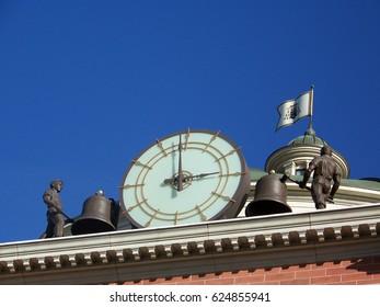 The Grove Clock