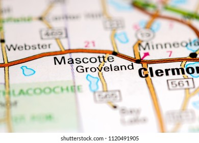 Groveland Florida Map.1000 Groveland Pictures Royalty Free Images Stock Photos And